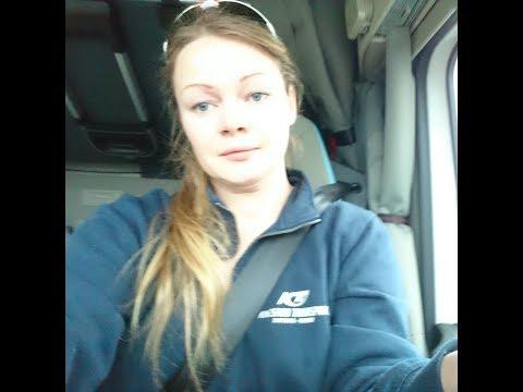 Trucking Girls TV Kristiansand to Stavanger Norway подняться или иди готовь борщи