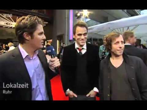 Die Männer der Emden  Premiere in der Lichtburg Essen  WDR Lokalzeit