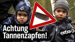 Realer Irrsinn: Todesfalle Waldkrippe? | extra 3 | NDR