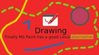 Drawing: MS Paint finally has a good Linux alternative.