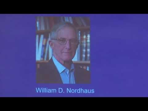 Nobel in Economics awarded to William Nordhaus and Paul Romer