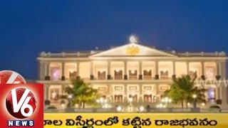 Falaknuma Palace history and its glory - Hyderabad Shaan