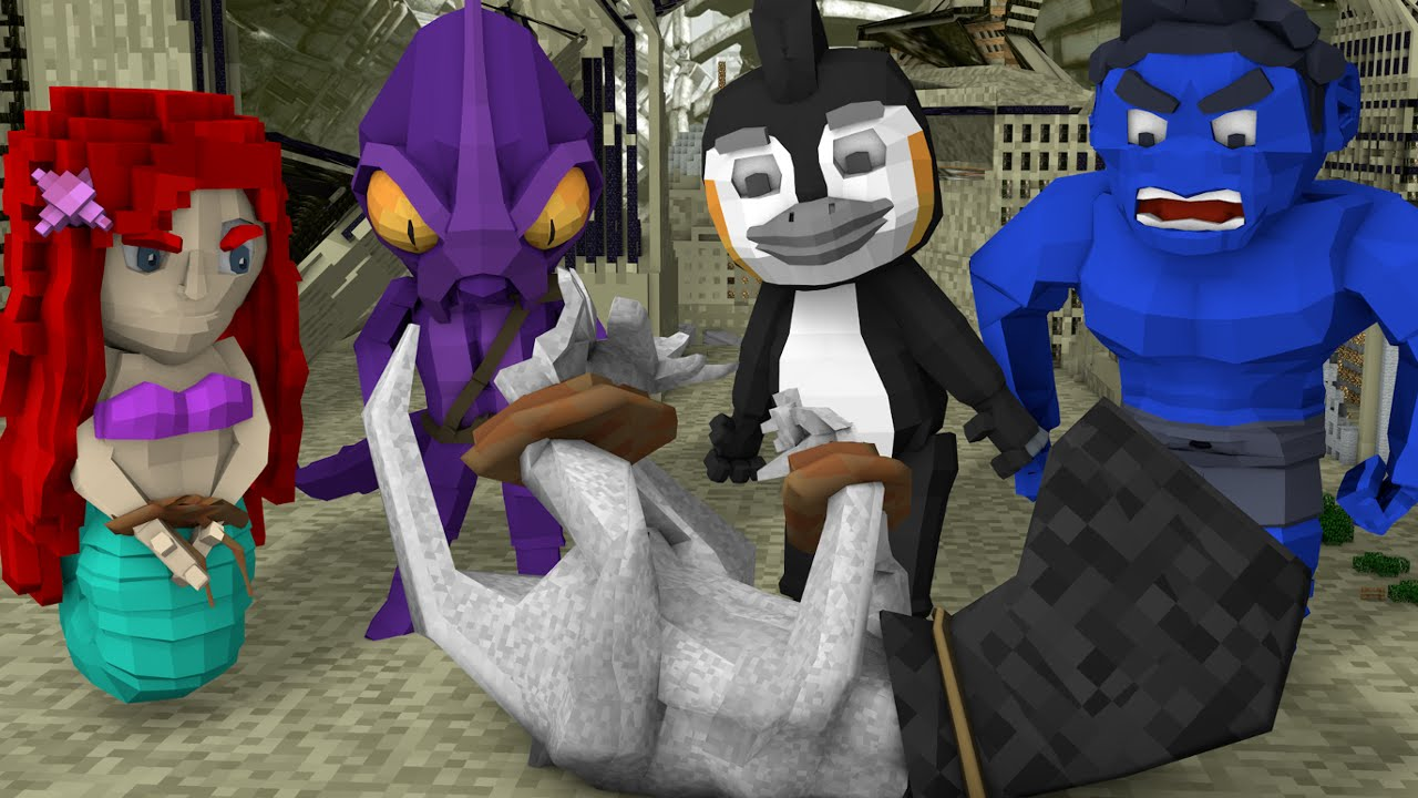 Minecraft Videos With Kraken Kid