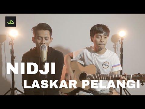 Nidji - laskar pelangi ( Live Cover ) Dodo & diwa