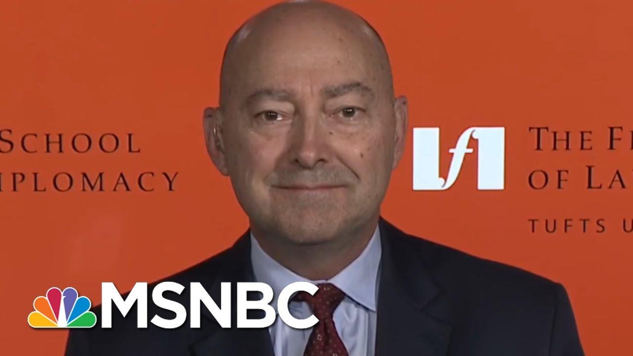 President Donald Trump's Iran Threats Won't Get Us Anywhere: James Stavridis | Morning Joe | MSNBC