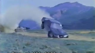 Knight Rider full bloopers/outtakes (1)
