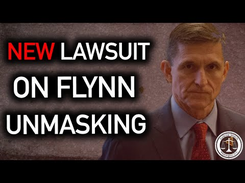 NEW: Judicial Watch Sues Seven Federal Agencies for Flynn Unmasking Records