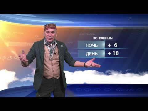 Прогноз погоды на 29.05.2020