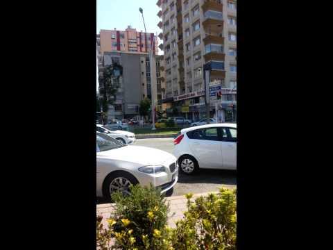 Traffic Adana Turkey