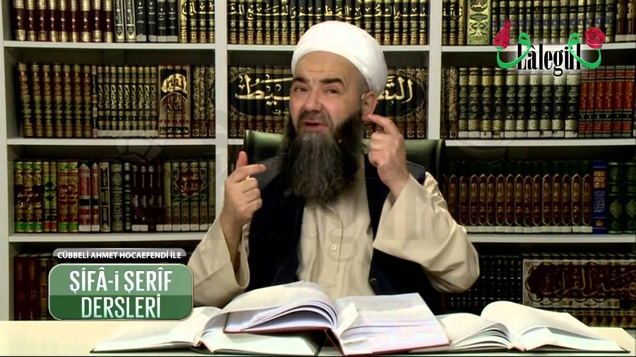 Şifâ-i Şerîf Dersleri 7.Bölüm 27 Aralık 2015 Lâlegül TV
