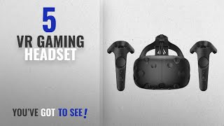 Top 5 VR Gaming Headset [2018 Best Sellers]: HTC VIVE Virtual Reality System