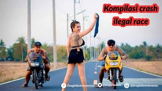 Download Mp3 Kompilasi Crash Ilegal Race Nomer 10 Paling Viral