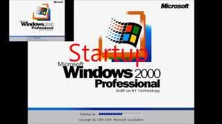 Windows 2000 Professional has a Sparta DrLaSp Remix
