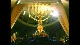 The Holy Menorah returns after 2000 years of diaspora to redeem the people of Israel