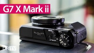 Canon G7 X Mark II Unboxing