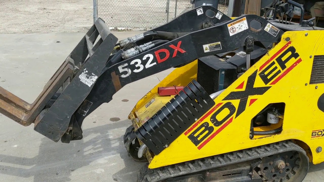 2008 BOXER 532DX For Sale - YouTube