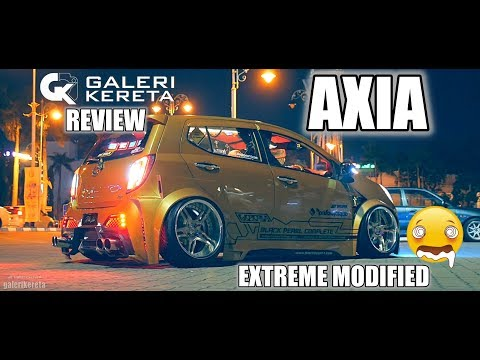 Extreme Modified Axia VIP Style