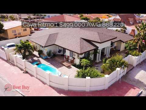 Vacation Rental Property In Aruba For Sale, Near Eagle Beach: Caya Ritmo 1