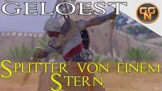 Assassins Creed Origins - Splitter von einem Stern Rätsel Gelöst : Beste Doppelschwerter