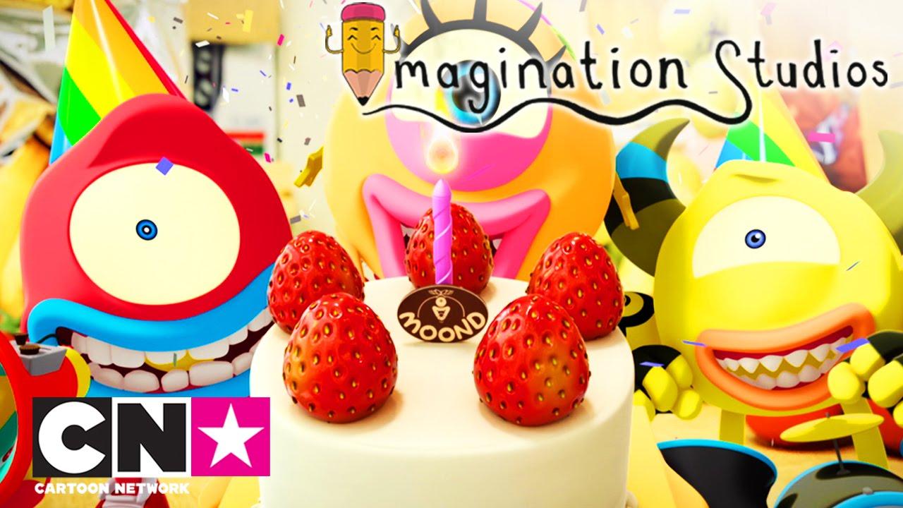 Beat Monsters   Kuchen (Zuerst auf YouTube)   Cartoon Network - YouTube