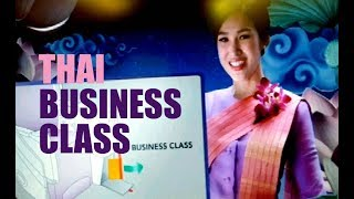 KOLKATA TO BANGKOK - THAI AIRWAYS BUSINESS CLASS - FLIGHT EXPERIENCE