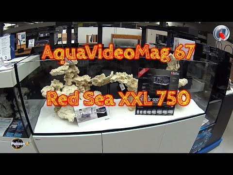 AquaVideoMag 67 Red Sea XXL 750