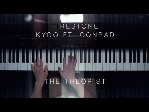 Kygo ft. Conrad Sewell - Firestone | The Theorist Piano Cover