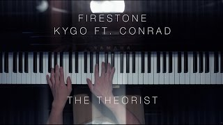 Kygo ft. Conrad Sewell - Firestone (The Theorist Piano Cover)