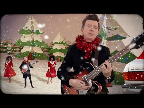 Смотреть клип Rick Astley - Love This Christmas