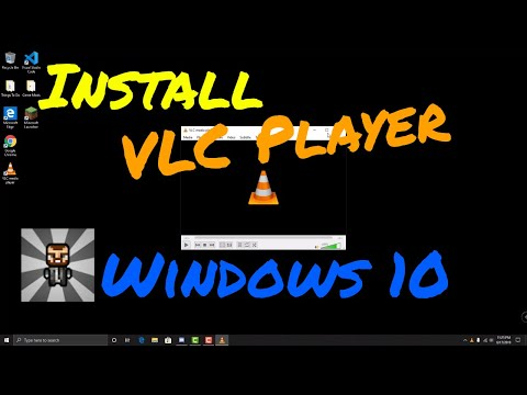 How to install VLC Player on Windows 10 without clicking the wrong thing
