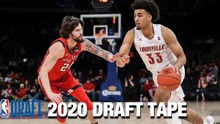 Jordan Nwora NBA Draft Tape | Louisville Forward