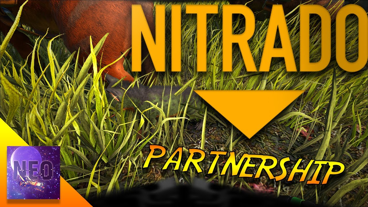 PARTNERSHIP ANNOUNCEMENT - NITRADO OVERVIEW [ CHANNEL UPDATE ]