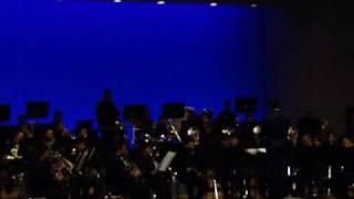 第45回防衛大学校吹奏楽部定期演奏会に行ってきました! 場所は横須賀市...