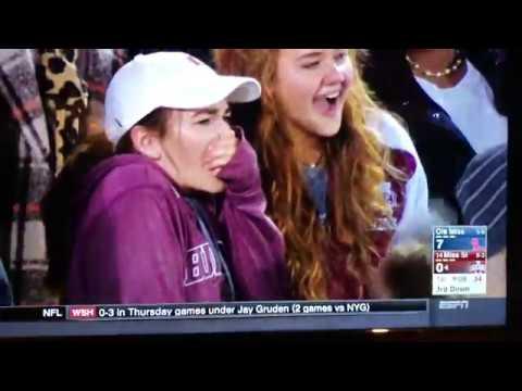 (HD) Nick Fitzgerald Brutal Injury (11/23/17) - Mississippi State QB Nick Fitzgerald