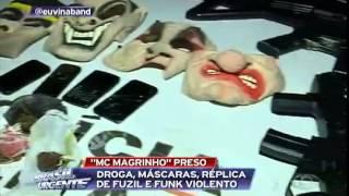 Download Datena  zuando mc magrinho Preso Em Bh ai que delicia MP3 song and Music Video