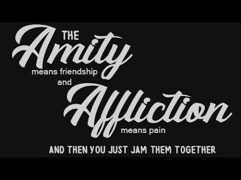 "The Amity Affliction ""This Could Be Heartbreak"" LIVE! Texas Mutiny 2016 - Dallas, TX"