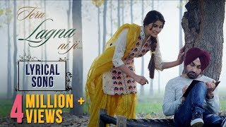 Tera Lagna Ni Ji with Lyrics | Ravinder Grewal | Latest Punjabi Songs 2018 | Yellow Music