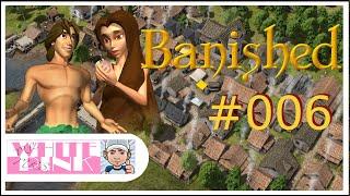 Let's Play Banished: CC-MOD ► #006 ► Erster Inzest ► Stream vom 24.08. [GERMAN/DEUTSCH][HD] | Mr. White & Mrs. Pink