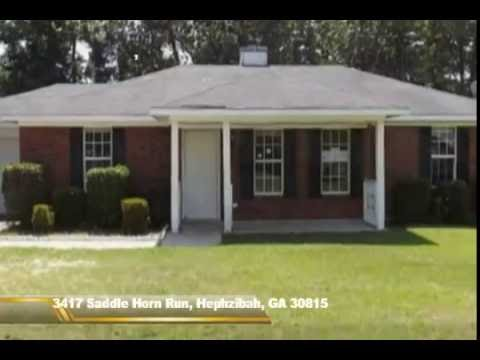 Augusta Ga Real Estae 100 Down Hud Home 706 796 2274 Youtube