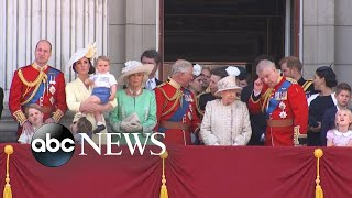 Queen calls emergency meeting over Harry and Meghan l ABC News