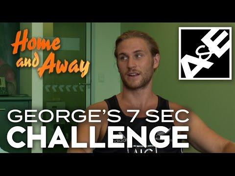 George Mason's 7 Second Challenge!