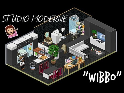 studio moderne ii wibbo youtube. Black Bedroom Furniture Sets. Home Design Ideas
