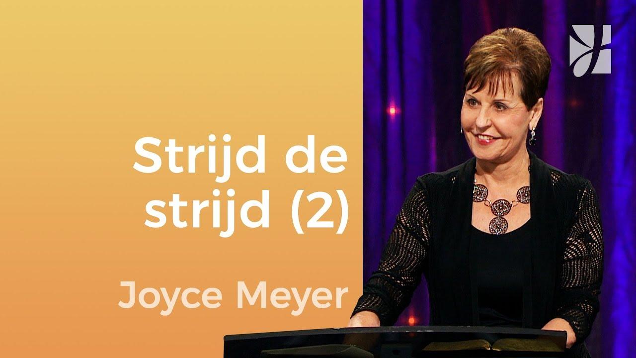 Strijd als een christen (2) – Joyce Meyer – Emotionele pijn genezen