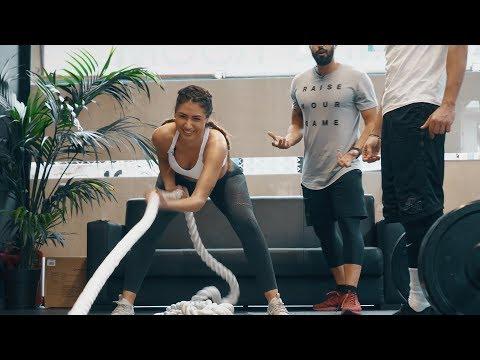 Fithabits Challenge #5   Έλενα Κρεμλίδου & Σοφία Καρυώτη - HIIT