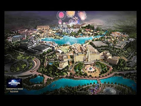 Construction on Beijing Universal Studios park starts