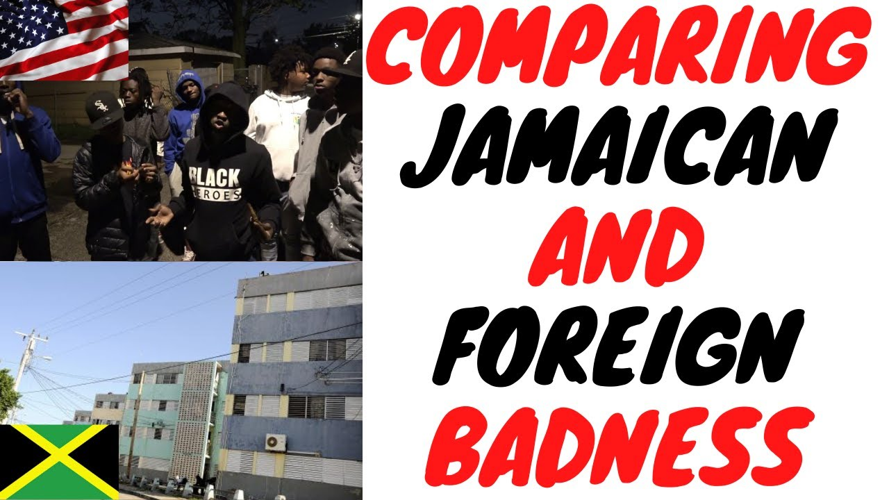 How Bad Is Jamaican Crime Compared To The Baddest Places In America?