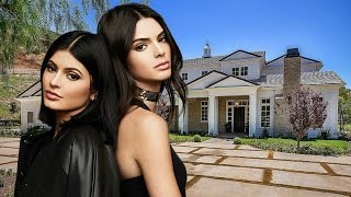 Kylie Jenner Mansion vs Kendall Jenner Apartment