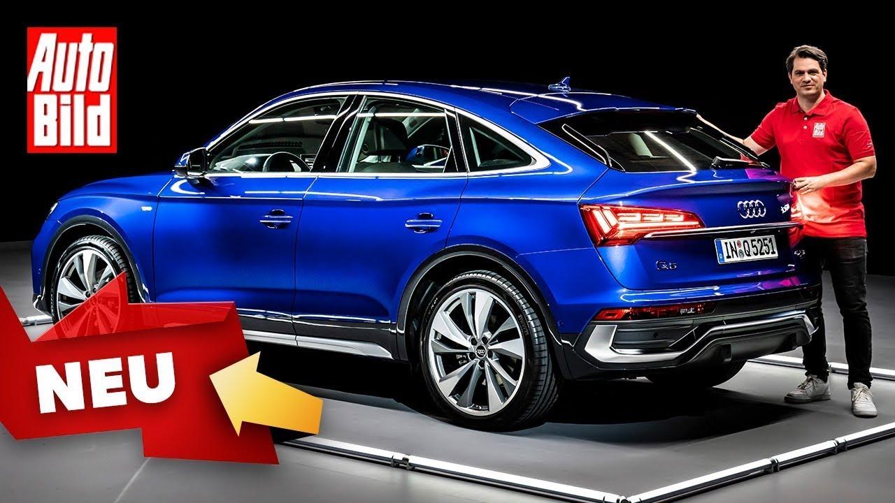 Audi Q5 Sportback (2020): Neuvorstellung - SUV - Sport - Info