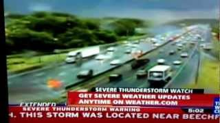 TWC Coverage & TWC Weatherscan & WJZ-13 Coverage: Severe Outbreak of 6-1-12 (#2)