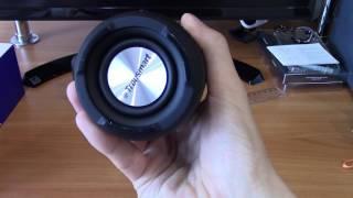 видео Музыкальная колонка Tronsmart Element T6 Black